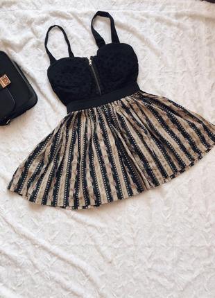 Короткое, милое, романтичное платье