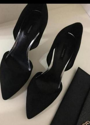Туфли на выпускной праздничные лодочки классика классические на каблуке босоножки1 фото