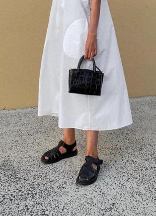 Мега модные сандалии сезона, натуральная  мягкая кожа с 36-41р