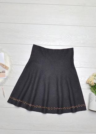 Стильна юбка, висока талія zara.