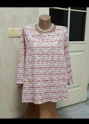 Блузка  кофточка р 52-54