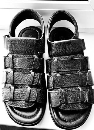 Кожаные сандалии германия