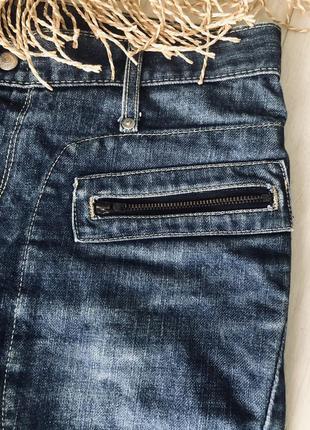Levi's джинсы капри женские
