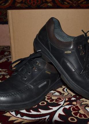 Туфли демисезонные mephisto gore-tex