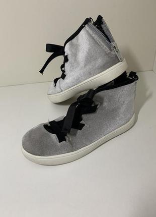 Кеды балетки кроссовки туфельки пуанты велюровые