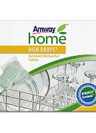 Таблетки для автоматичних посудомийних машин