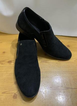 Туфлі чоловічі 40 р.