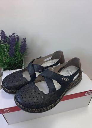 Женские летние туфли размер 37