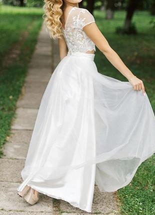 Платье выпускной (вечернее)