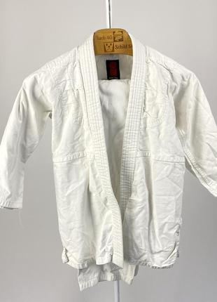 Комплект кимоно essimo, белый, хлопок