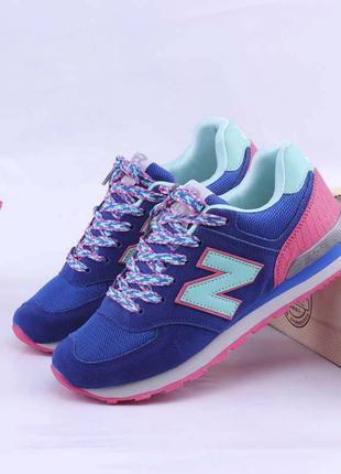Кроссовки new balance 574 новые женские мужские кросівки жіночі чоловічі