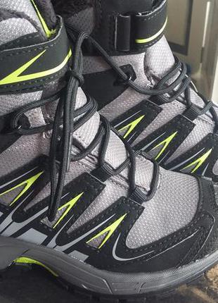 Зимние ботинки детские salomon shoes xa pro 3d winter 7cf82719bcf94