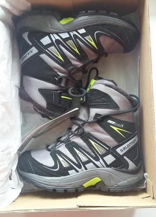 ... Зимние ботинки детские salomon shoes xa pro 3d winter f0cead47acbe5