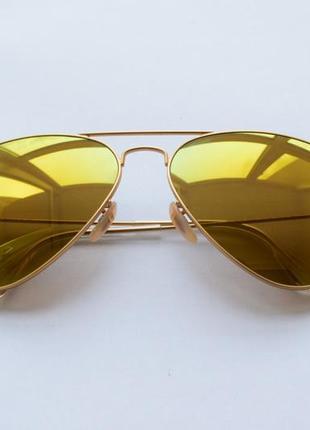 Солнцезащитные очки, окуляри ray-ban 3025 112/93, оригинал.2 фото