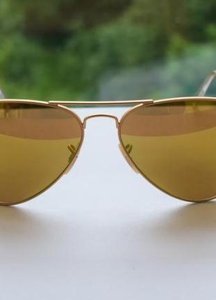 Солнцезащитные очки, окуляри ray-ban 3025 112/93, оригинал.3 фото