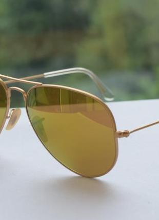 Солнцезащитные очки, окуляри ray-ban 3025 112/93, оригинал.4 фото