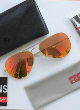 Солнцезащитные очки, окуляри ray-ban 3025 112/69, оригинал.