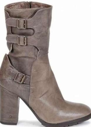 Fornarina ботинки сапоги италия 39 р