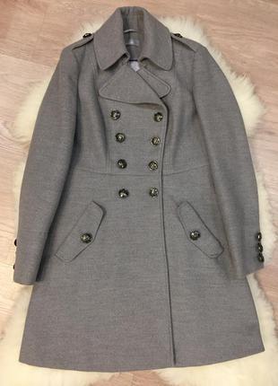 Идиальное тёплое пальто от wallis