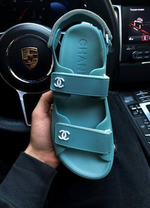 Sandals mint боссоножки сандали босоніжки босоножки шлепки шлепанцы