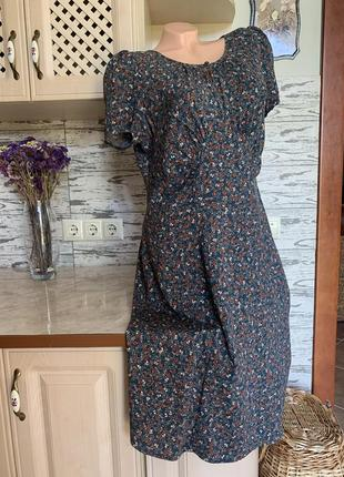 Нежнейшее платье из вискозы