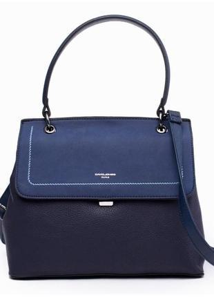 Стильнпя женская сумочка / синяя / новинка / мода