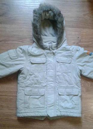 Осенняя куртка rocha