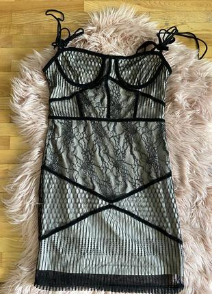Супер платье boohoo