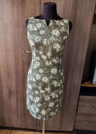 Платье-футляр, сарафан