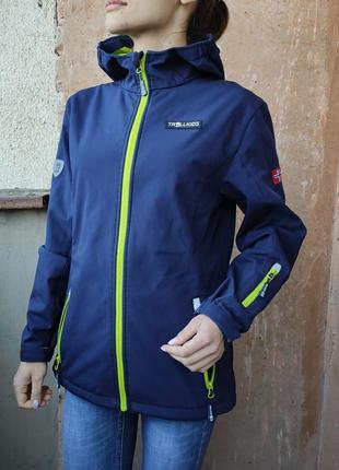 Куртка водонепроницаемая, непродуваемая для спорта на свежем воздухе, troll