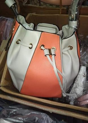 Кольоровп сумка(замінник)/италия