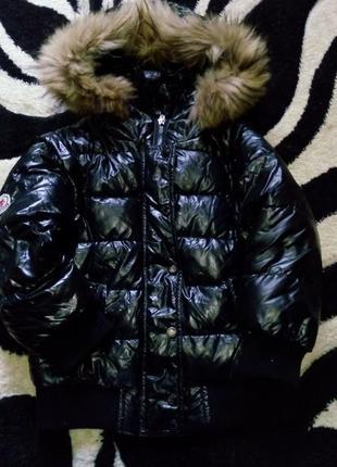Куртка- пуховик  moncler