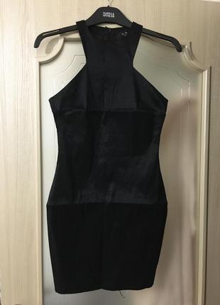 Париж облегающее бандажное мини платье франция секси вечернее сексуальное плечи открытое