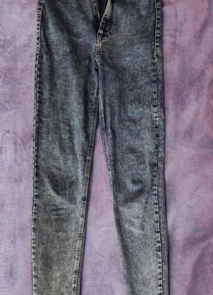 Женские скинни джинсы sinsay