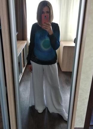 Супер стильные брюки палаццио
