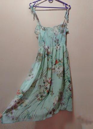 Платье нежное летнее