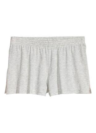 Пижамные шорты h&m
