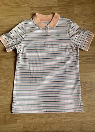Новая футболка-поло