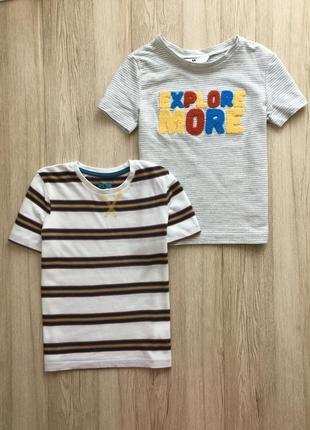 Детские футболки  by  very на мальчика 4-6 лет