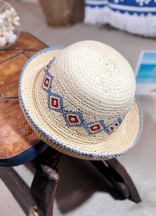 🔥актуально солнцезащитные шляпки расцветки