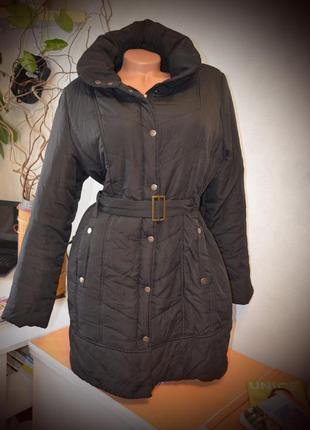 Пальто деми, ged london, синтепон, все вещи в распродаже!2
