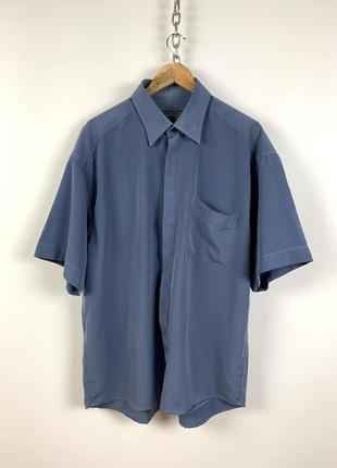 Винтажная рубашка versace jeans couture vintage