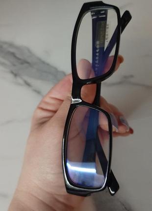 Очки защитные для работы за компьютером3 фото
