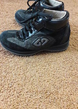 Кроссовки ботинки туфли кожа2