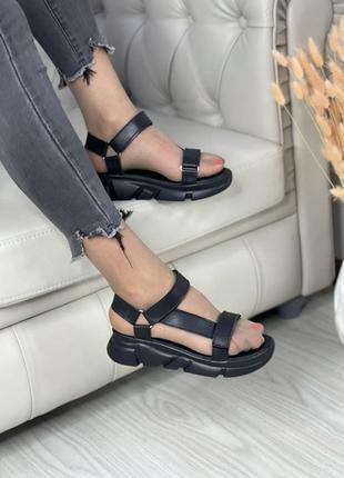 Босоножки кожаные р36-40 сандалии шлепанцы туфли босоніжки сандалі шльопанці туфлі