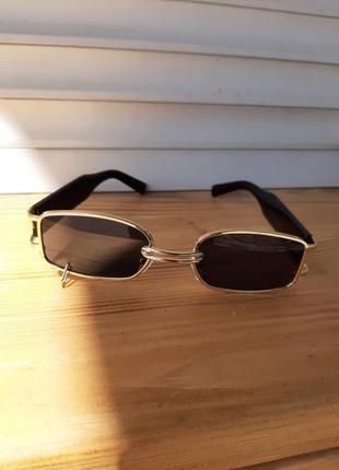 Солнцезащитные очки тренд 20213 фото