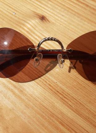 Солнцезащитные очки тренд 20212 фото