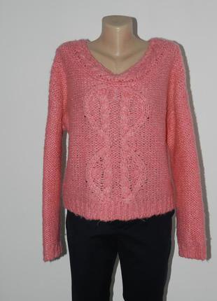 Невероятно мягкий свитер крупной вязки в стиле оверсайз next