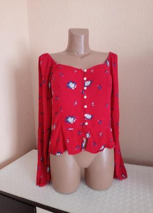 Актуальна блузка2 фото