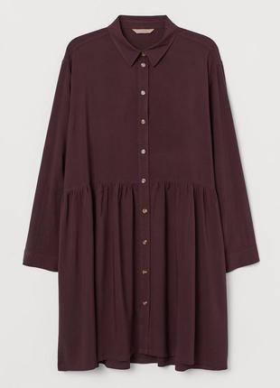 Платье рубашка 60/62 размер